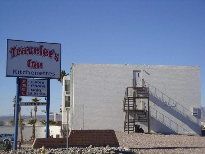 Travelers Inn Lake Havasu - Lake Havasu City - Building
