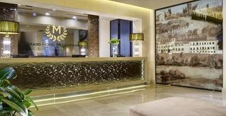 Fh55 Grand Hotel Mediterraneo - Florencia - Recepción