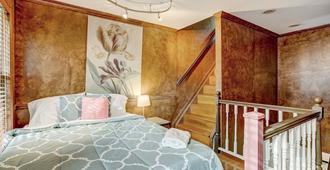 Industrial Style Home w/Rooftop Near Fells&Canton - Baltimore - Bedroom