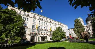 Hotel Bristol Salzburg - Salzburg - Rakennus