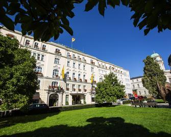 Bristol Hotel Salzburg - Salzburgo - Edificio