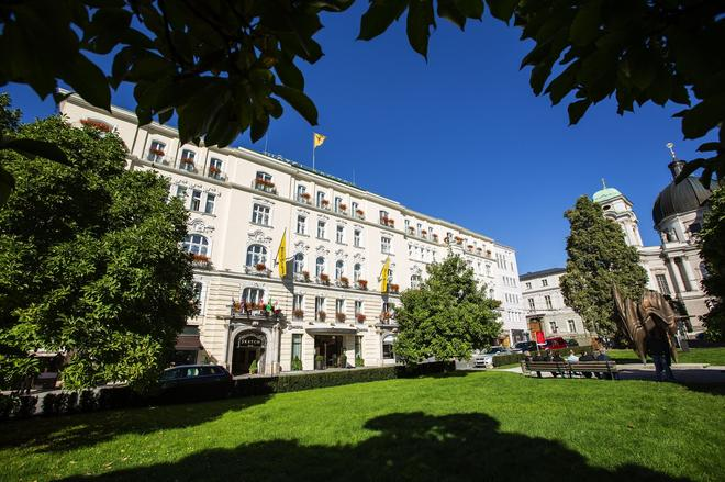 Hotel Bristol Salzburg - Salzburg - Building