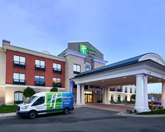 Holiday Inn Express & Suites Dieppe Airport - Dieppe - Building