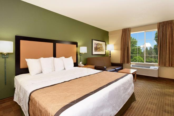 Extended Stay America - Raleigh - Crabtree Valley - Raleigh - Bedroom