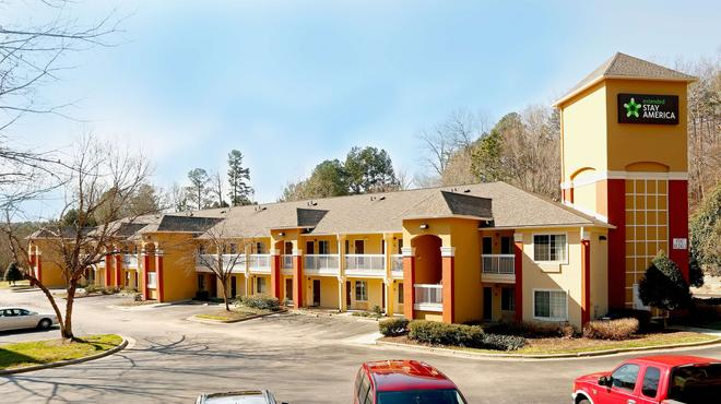 Extended Stay America - Raleigh - Crabtree Valley - Raleigh - Building