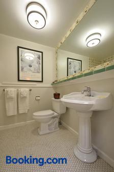 Casa Culinaria The Gourmet Inn - Santa Fe - Bathroom
