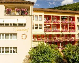 Hotel Sonnenhof - Bad Wildbad - Будівля