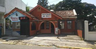 Hostel La Corte - San José - Building