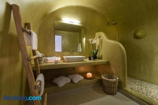 Kima Villas Suites - Oia - Phòng tắm