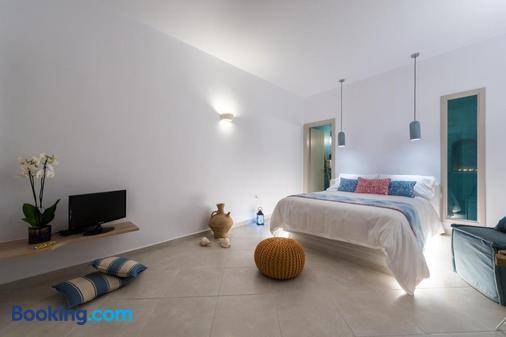 Kima Villas Suites - Oia - Phòng ngủ