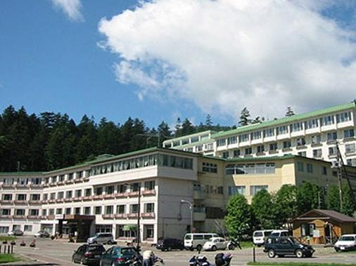 Shikaribetsuko Hotel Fukuhara - Shikaoi - Building