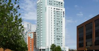 Radisson Blu Hotel, Cardiff - Cardiff - Bangunan