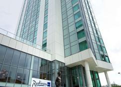Radisson Blu Hotel, Cardiff - Cardiff - Bygning
