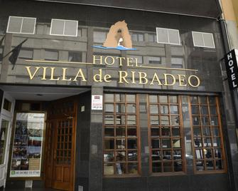 Hotel Villa De Ribadeo - Ribadeo - Gebäude