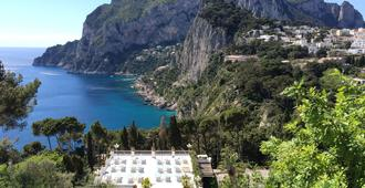 Hotel Villa Brunella - Capri - Outdoor view