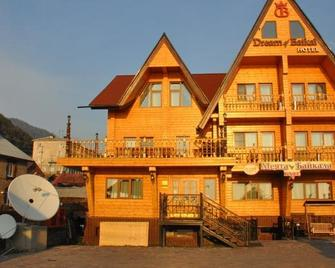 Dream of Baikal Hotel - Listvyanka - Building