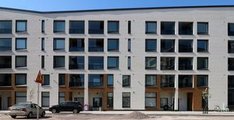 Two bedroom apartment in Helsinki, Kahvipavunkuja 4 - Helsinki - Building
