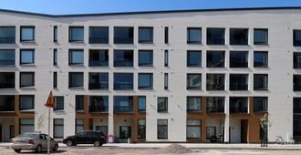 Two bedroom apartment in Helsinki, Kahvipavunkuja 4 - הלסינקי - בניין