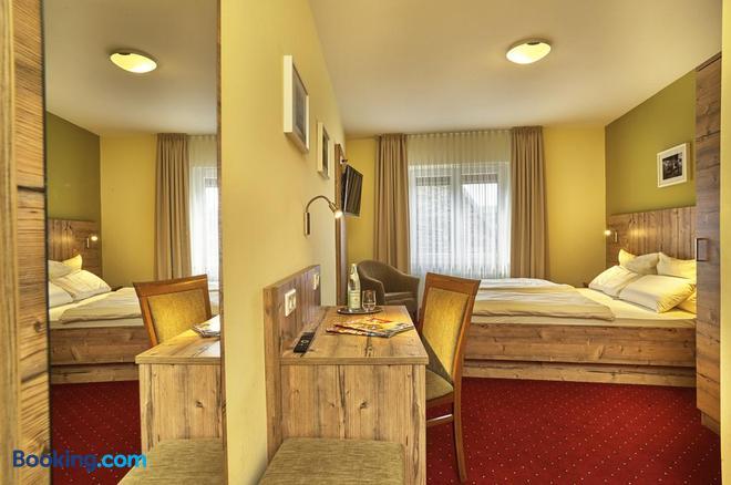 Zum blauen Hecht - Kipfenberg - Bedroom