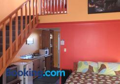 Bazil's Hostel & Surf School - Westport - Κρεβατοκάμαρα