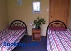Bazil's Hostel & Surf School - Westport - Bedroom