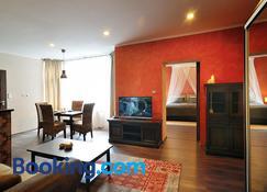 Sting Boutique Apartments - Ostrava - Sala de estar