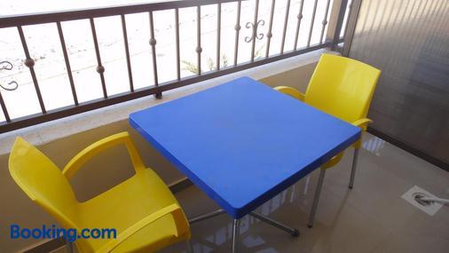 Baraka Al Aqaba Hotel Suites - Aqaba - Μπαλκόνι