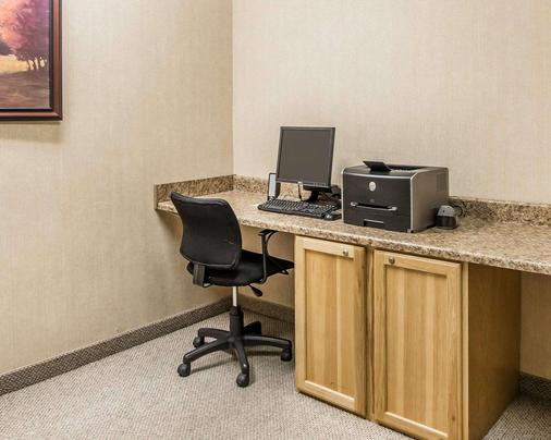 Rodeway Inn & Suites - Salina - Business centre