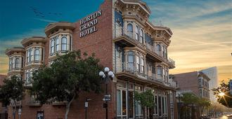 The Horton Grand Hotel - San Diego - Bygning