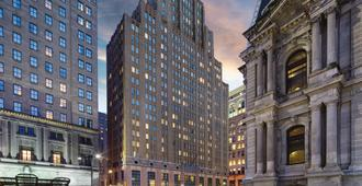 Residence Inn by Marriott Philadelphia Center City - Filadelfia - Vista del exterior