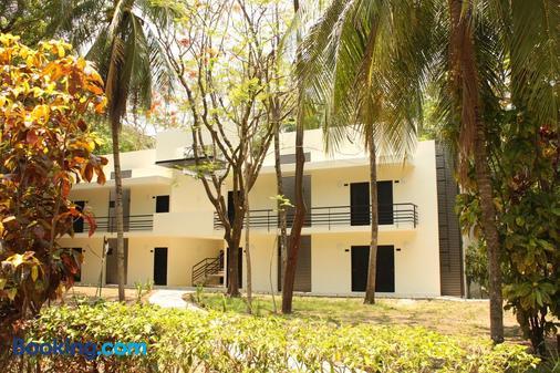 Hotel Nututun Palenque - Palenque - Building