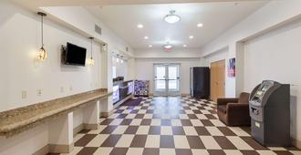 Motel 6 Fort Worth - פורט וורת' - לובי