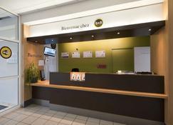 B&b Hotel Grenoble Centre Alpexpo - Grenoble - Recepción
