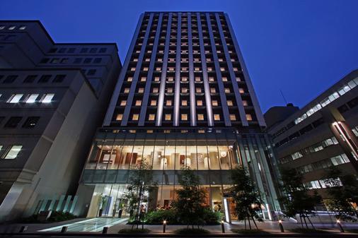 โรงแรมอุนิโซ โอซาก้า โยโดยาบาชิ - โอซาก้า - อาคาร
