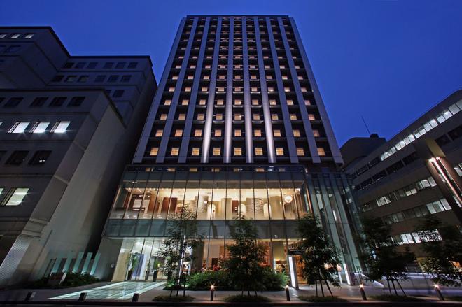 大阪淀屋橋Unizo飯店 - 大阪 - 建築