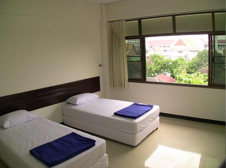 Penpark Place - Bangkok - Bedroom