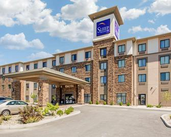Sleep Inn and Suites Middletown - Goshen - Middletown - Gebäude