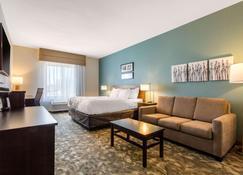 Sleep Inn and Suites Middletown - Goshen - Middletown - Habitación
