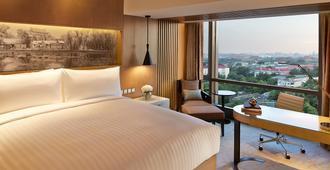 Renaissance Beijing Wangfujing Hotel - Pekín - Habitación