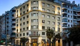 Sercotel Amister Art Hotel - Bác-xê-lô-na - Toà nhà