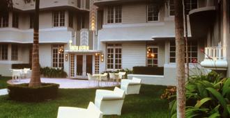 South Beach Hotel - Μαϊάμι Μπιτς - Κτίριο