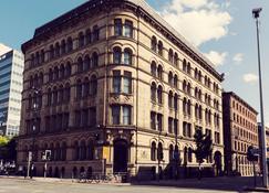 Townhouse Hotel Manchester - Manchester - Gebäude
