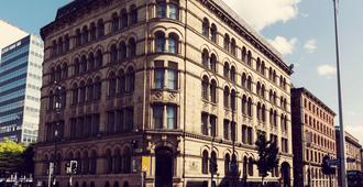 Townhouse Hotel Manchester - Manchester - Bygning