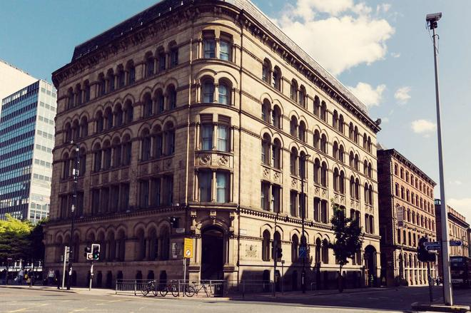 曼徹斯特聯排別墅酒店 - 曼徹斯特 - 曼徹斯特 - 建築
