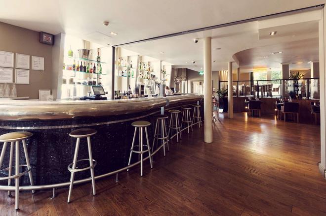 曼徹斯特聯排別墅酒店 - 曼徹斯特 - 曼徹斯特 - 酒吧