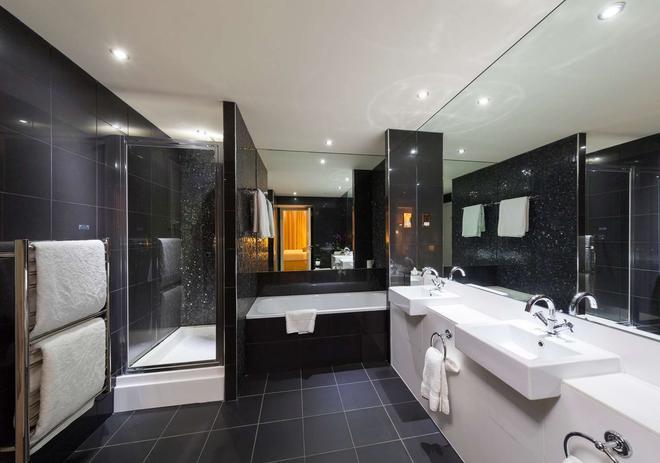 曼徹斯特聯排別墅酒店 - 曼徹斯特 - 曼徹斯特 - 浴室