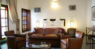 Riad Laaroussa - Fez - Habitación