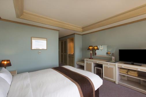 里貝樂飯店 - 釜山 - 臥室