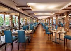 布加勒斯特帝華美達酒店 - 布加勒斯特 - 布加勒斯特 - 餐廳
