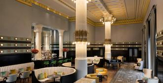 Hotel Bristol, a Luxury Collection Hotel, Warsaw - Varsavia - Area lounge